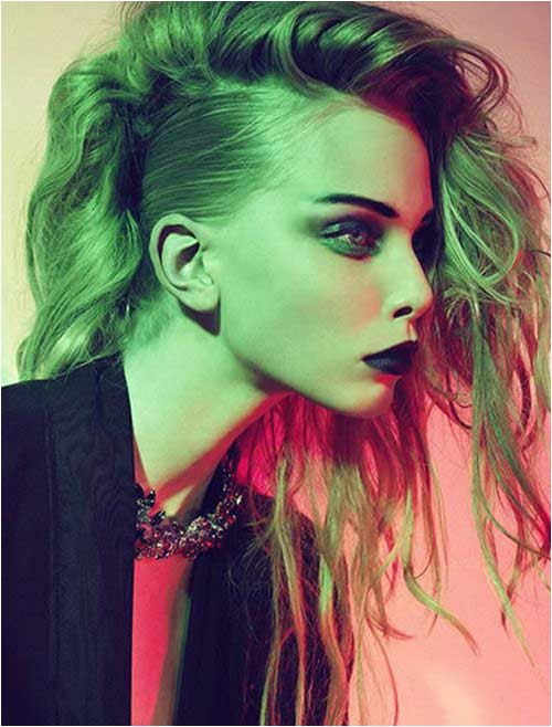 20 punk rock hairstyles for long hair