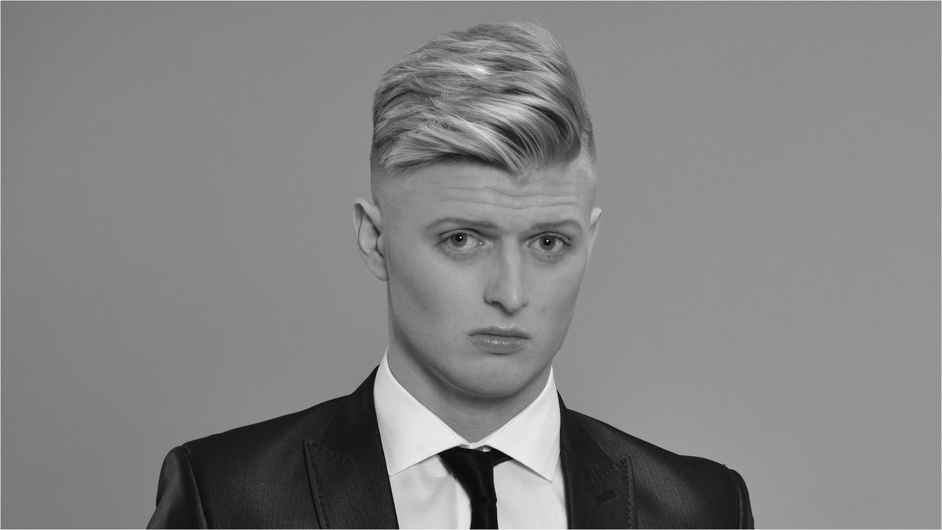 quality mens haircut