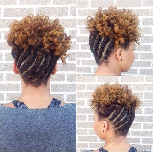 eye catching quick braided hairstyles for black women