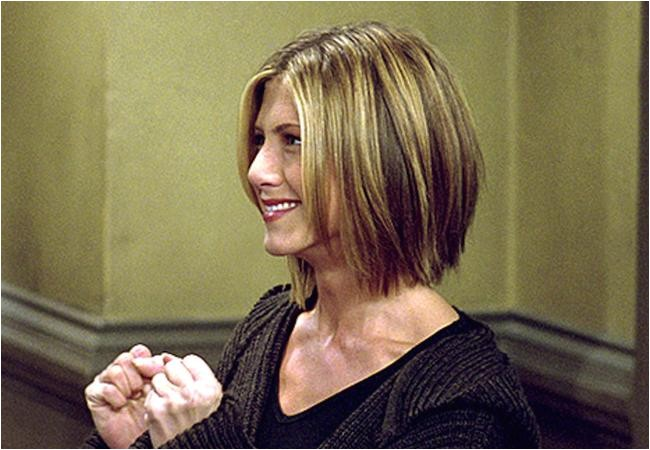 the definitive ranking of rachel green haircuts
