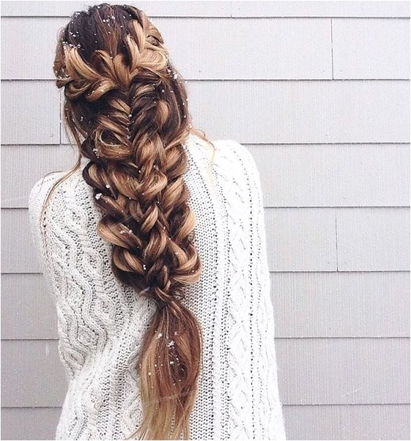 cute and girly hairstyles with braids