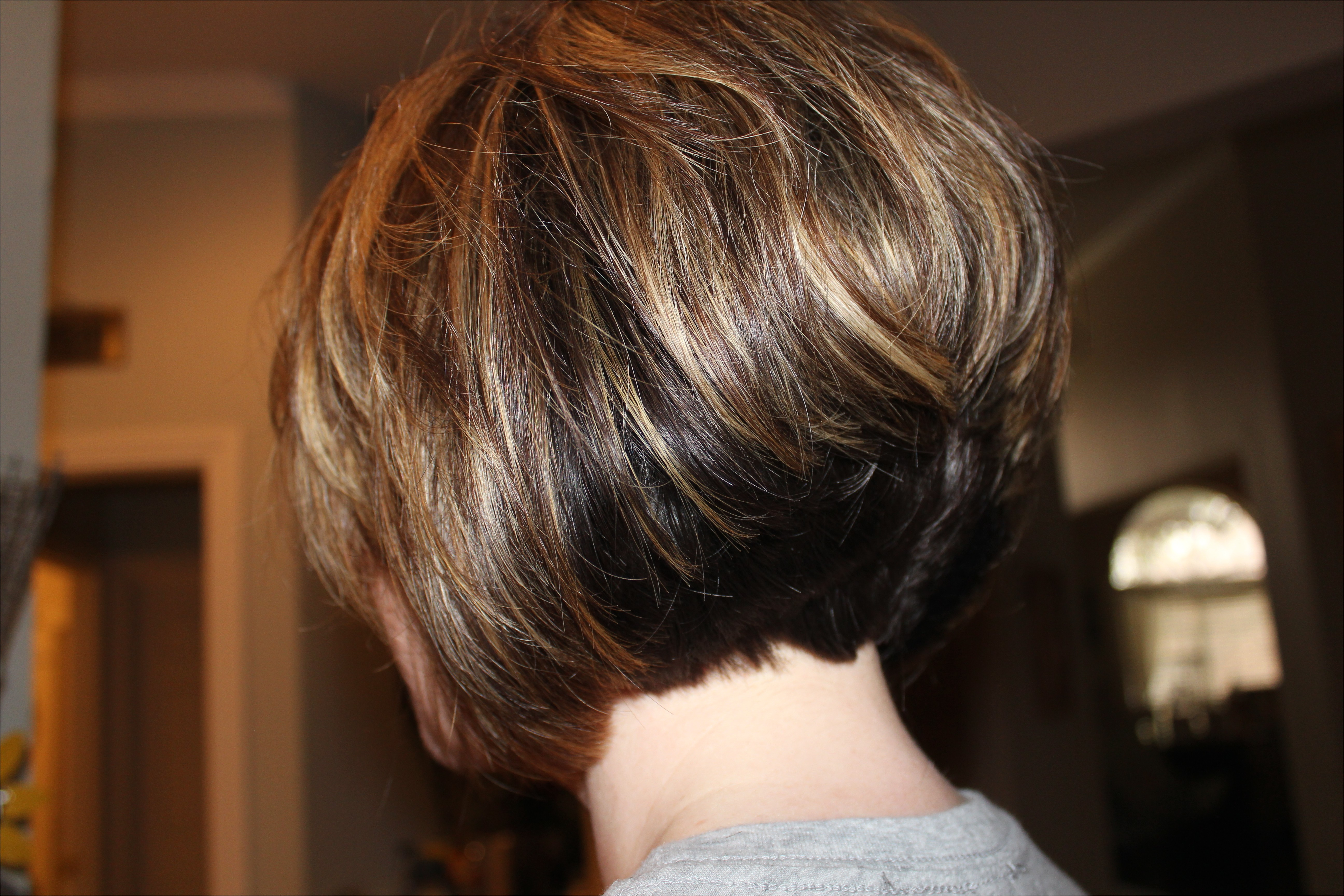 short bob hairstyles rear view 26 with short bob hairstyles rear view