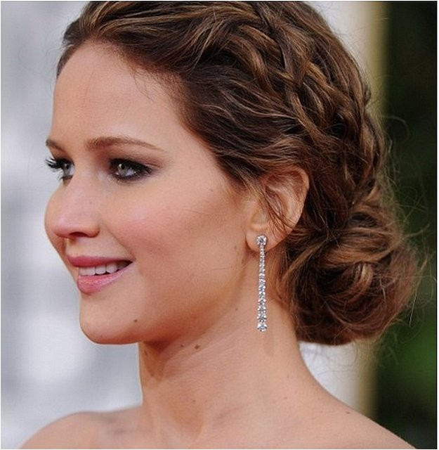 diy hair styles fit for red carpet