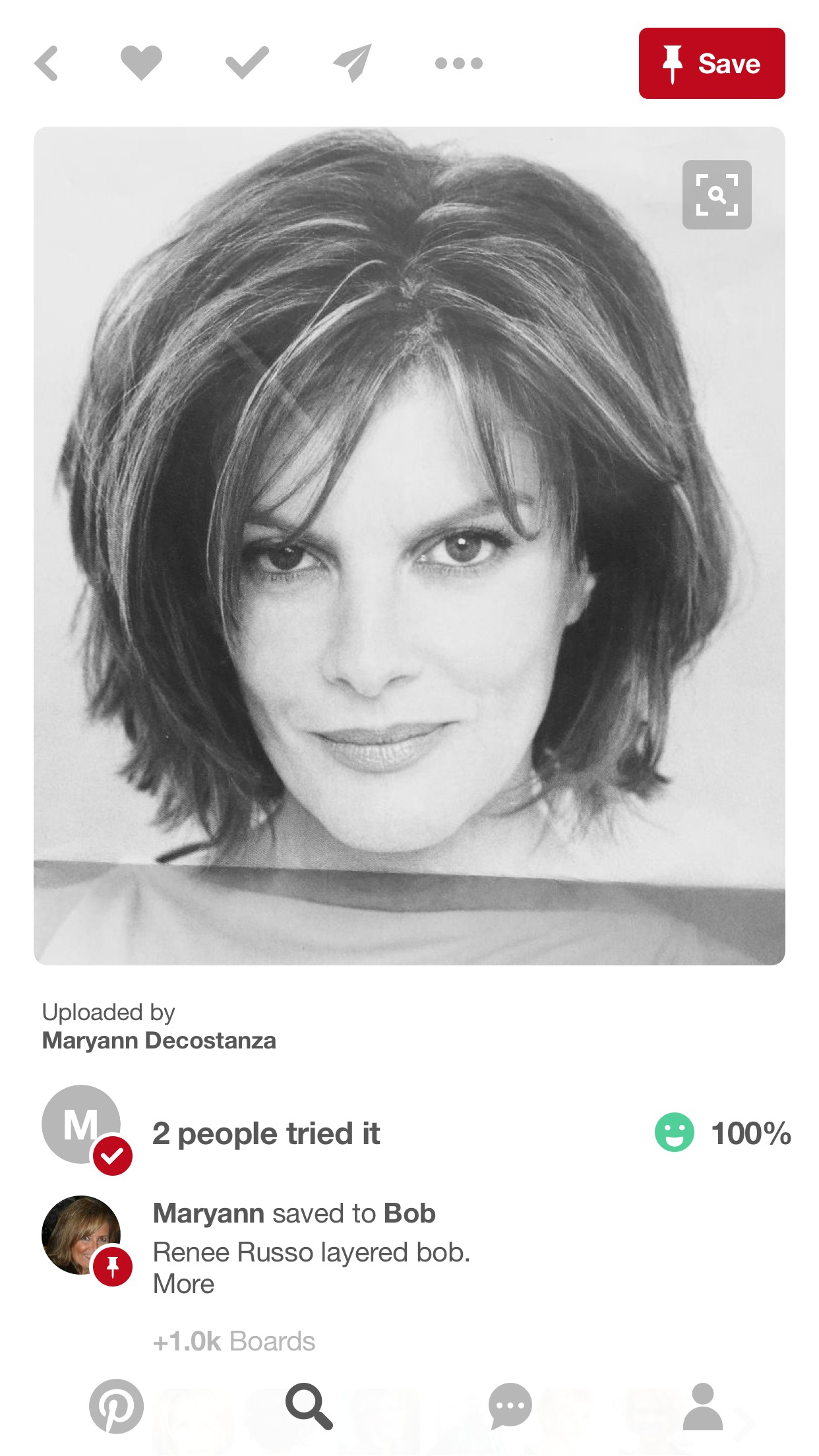 rene russo short hairstyles