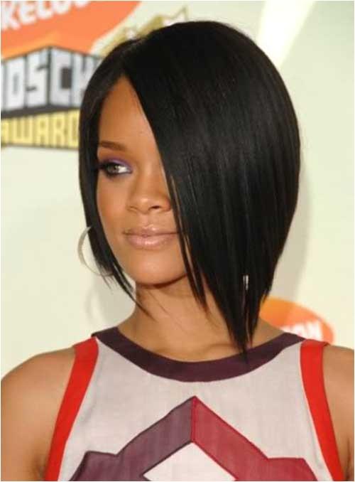 10 rihanna bob hairstyles