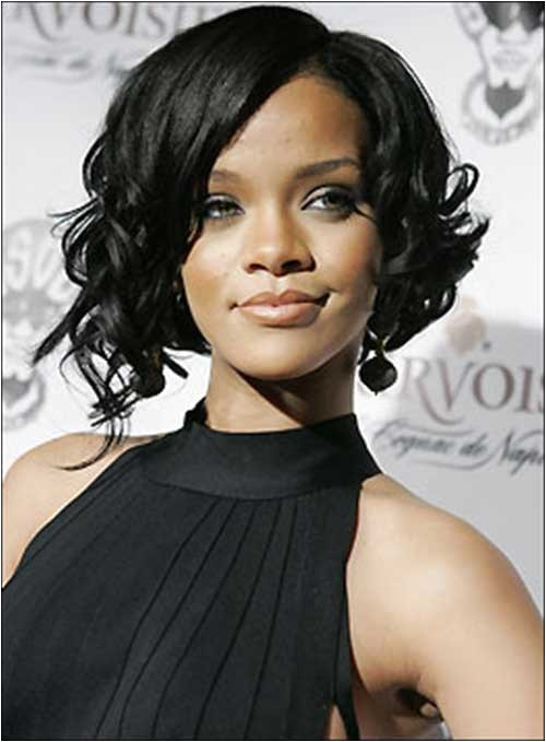15 best rihanna bob hair