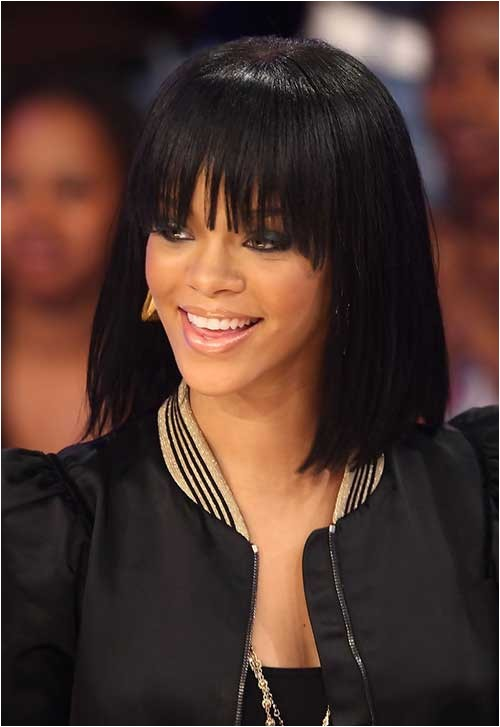 15 best rihanna bob haircuts