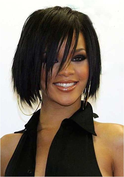 Rihanna Bob Haircuts 15 Rihanna Bob Haircut