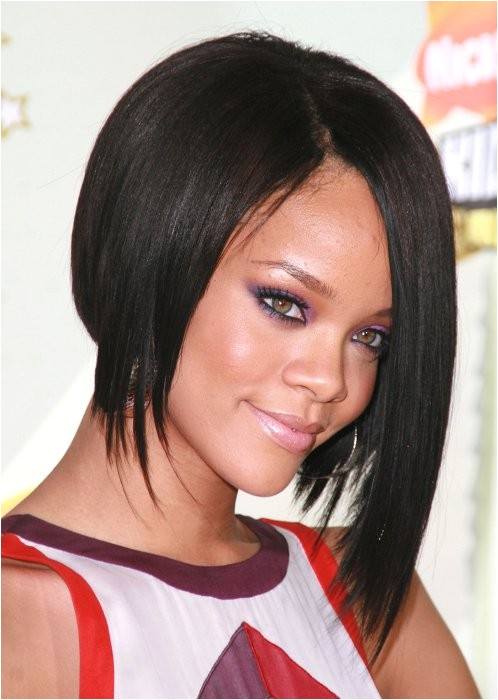 rihannas hairstyles over the years
