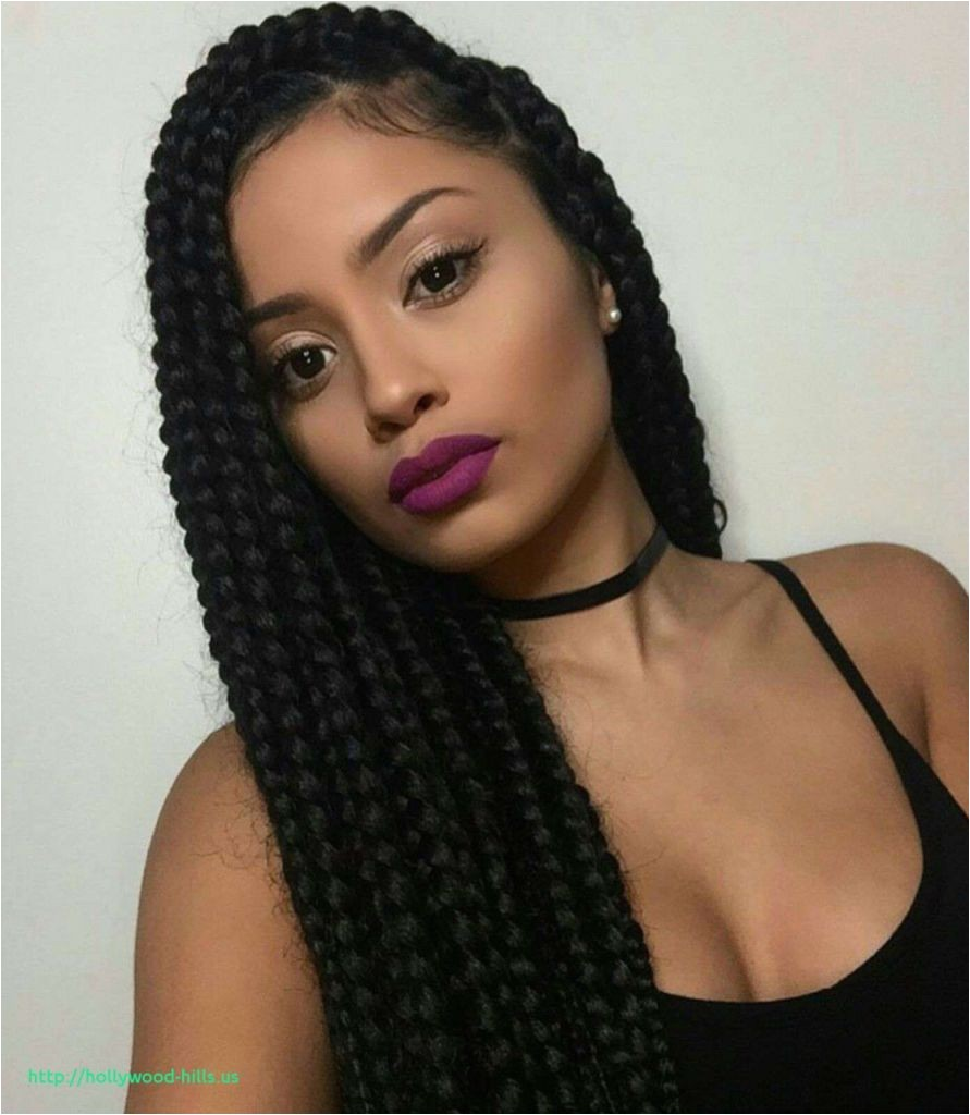 Excellent Simple Braid Styles for Natural Hair