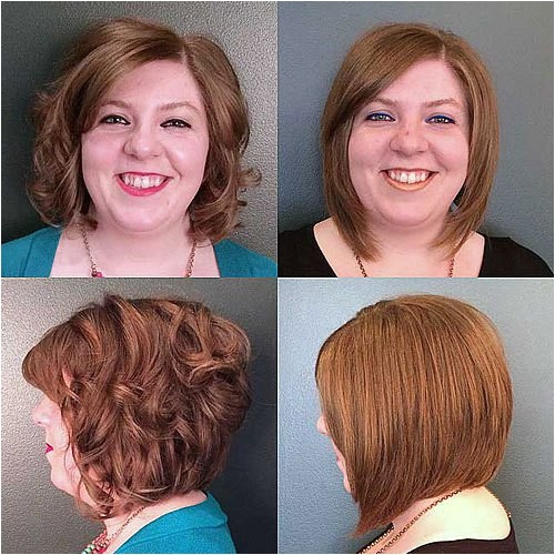 bobs for round faces