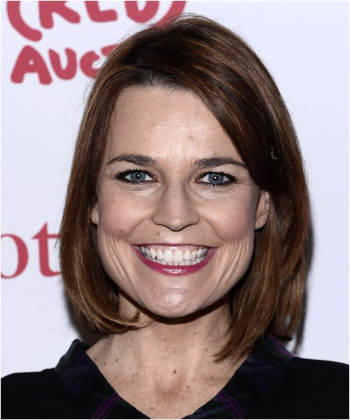 Savannah Guthrie Bob Haircut Savannah Guthrie Hairstyles In 2018