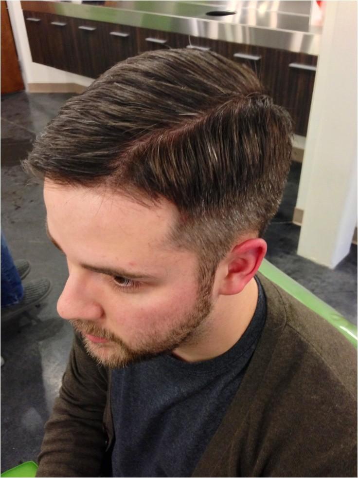 armani hair cuts