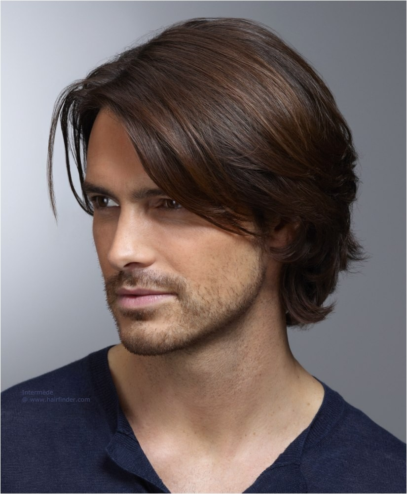 semi long hairstyles men haircuts for men with long hair 1000 images about mens cuts on