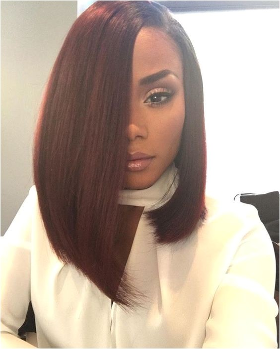 Sew In Bob Hairstyles for Black Women Chic and Versatile Sew In Styles You Should Definitely Try