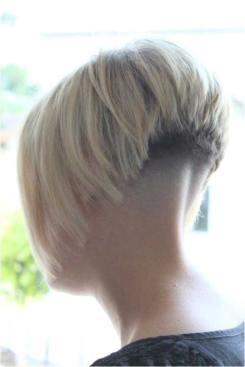 15 shaved bob hairstyles ideas