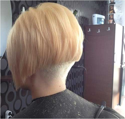 15 cool shaved nape bob haircuts