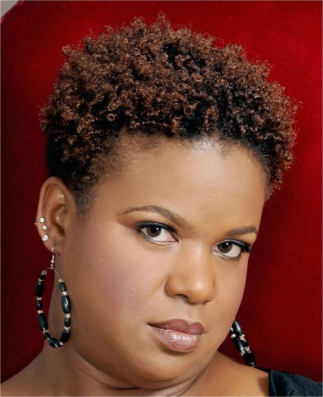 Short African American Hairstyles 2018 Short African American Hairstyles for Round Faces 2018
