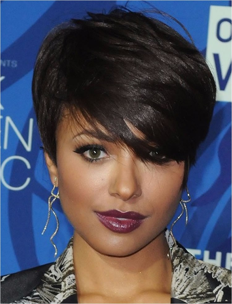 short hairstyles african american 2018
