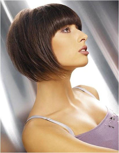 short length hairstyles thick hair