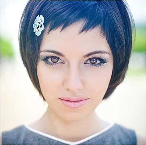 bangs hairstyles for short hair