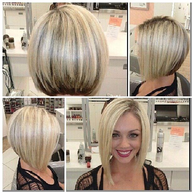 hair inverted bob