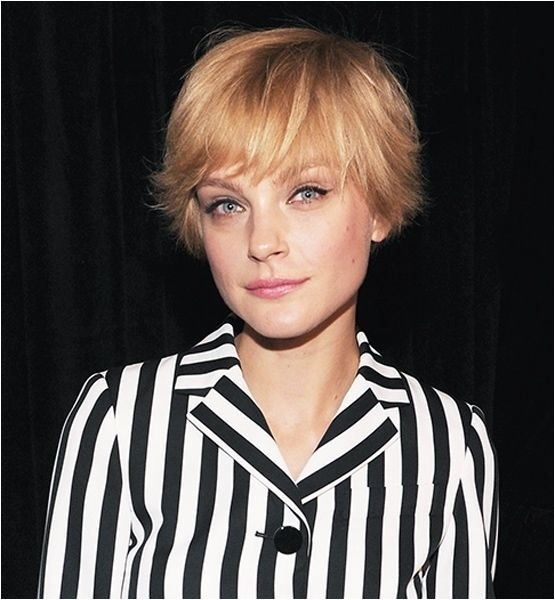 best short haircuts for long face