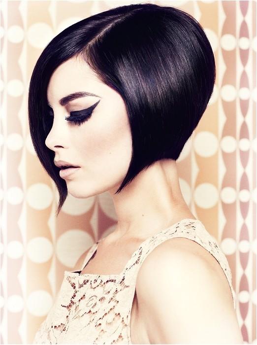 stylish wedge haircuts for short hair 9550