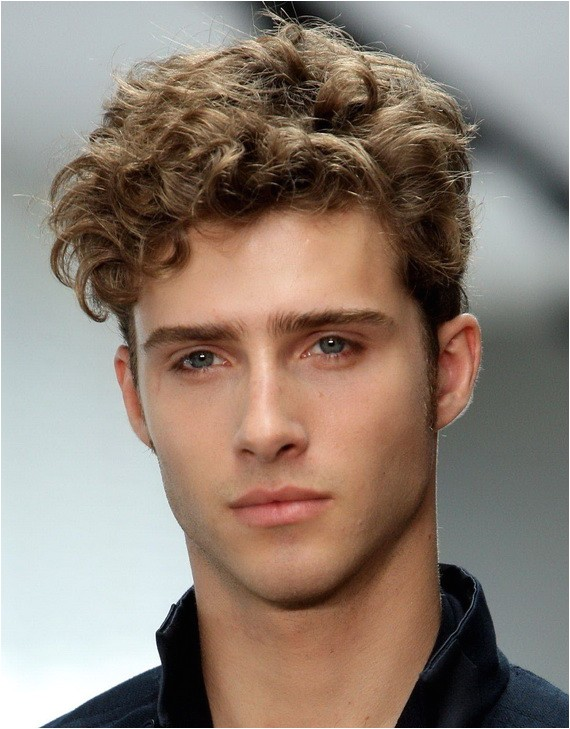Short Curly Hairstyles for Teenage Guys 25 Exceptional Hairstyles for Teenage Guys