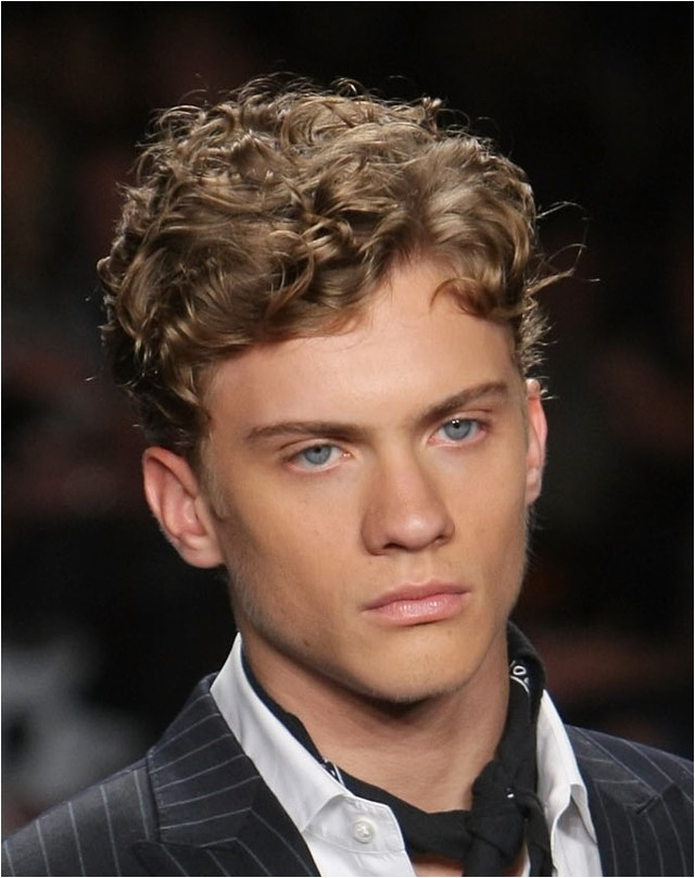 Short Curly Hairstyles for Teenage Guys Curly Hairstyles for Teen Guys 18 Popular Styles This Year