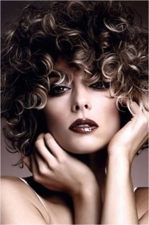 short haircuts for curly hair 2014