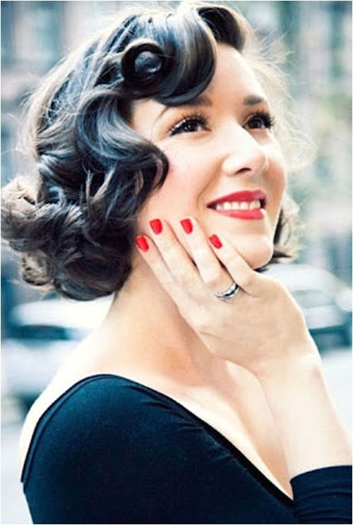 30 spectacular short curly bob hairstyles