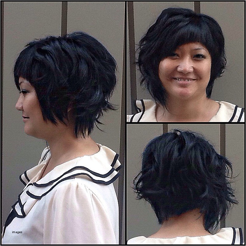 disconnected bobs hairstyles luxury double disconnected asymmetry short haircut choppy bob curly