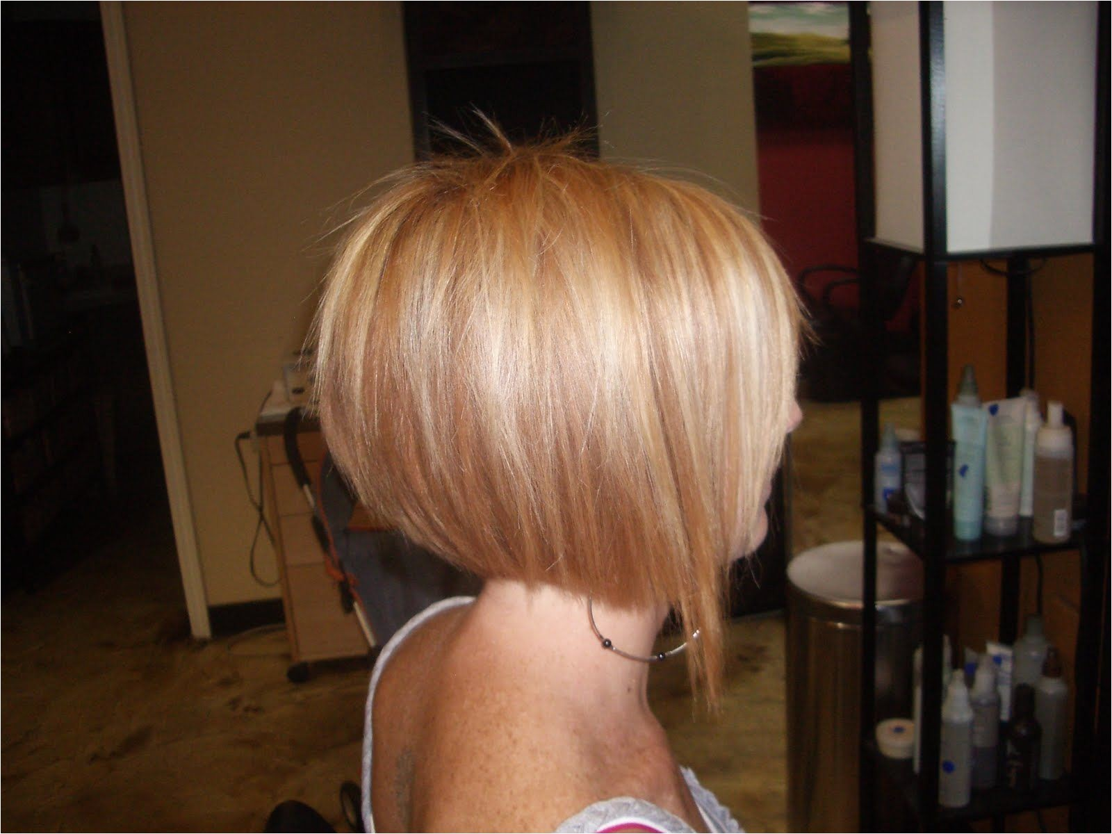 pics for disconnected inverted bob haircut