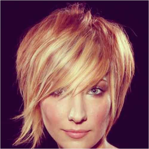25 best short haircuts for oval faces