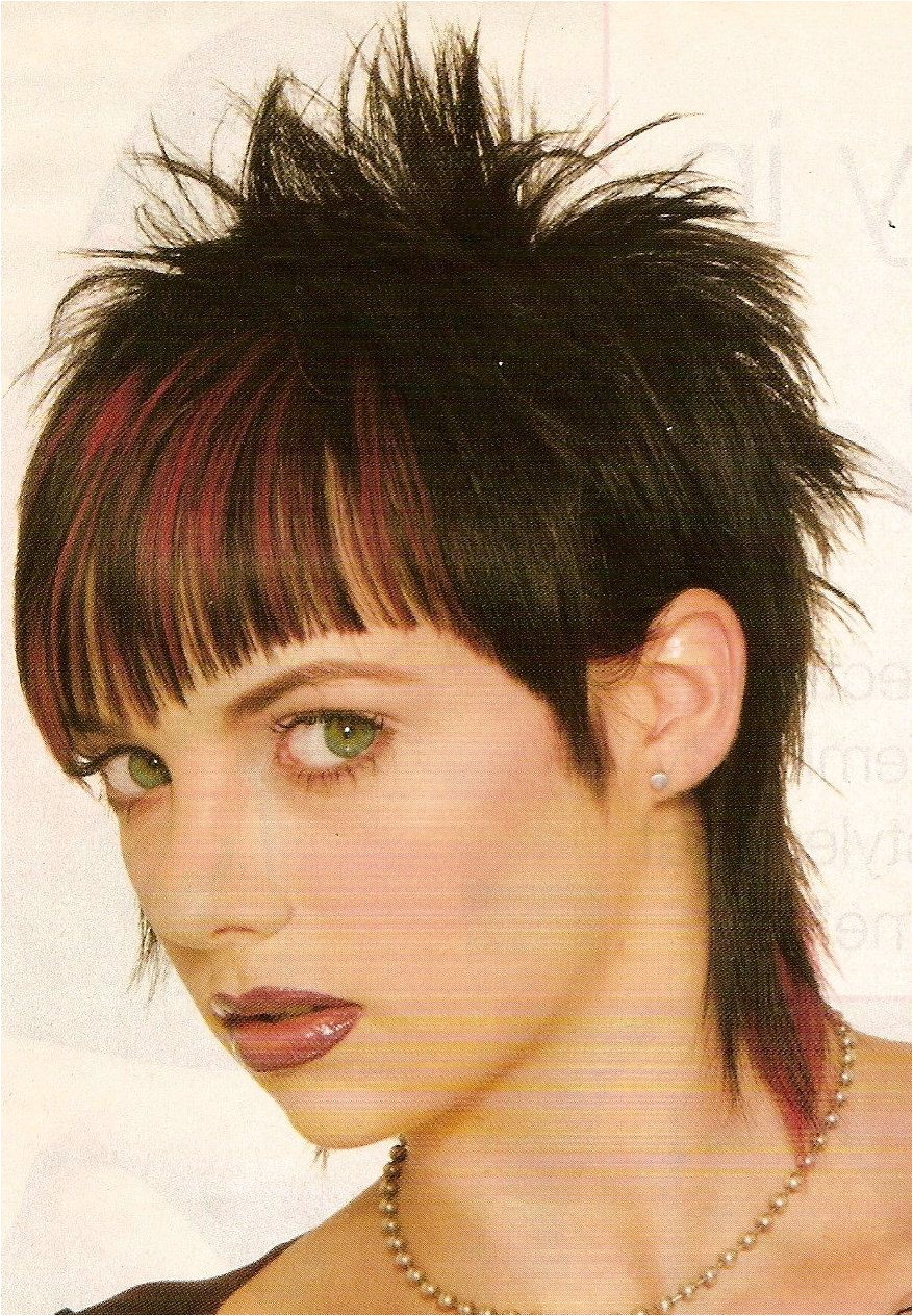 O I would be in heaven if I could do this cut and a funky color with it on someone
