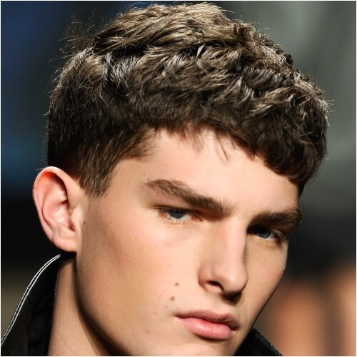 Short Haircuts for Men with Thick Curly Hair 50 Impressive Hairstyles for Men with Thick Hair Men