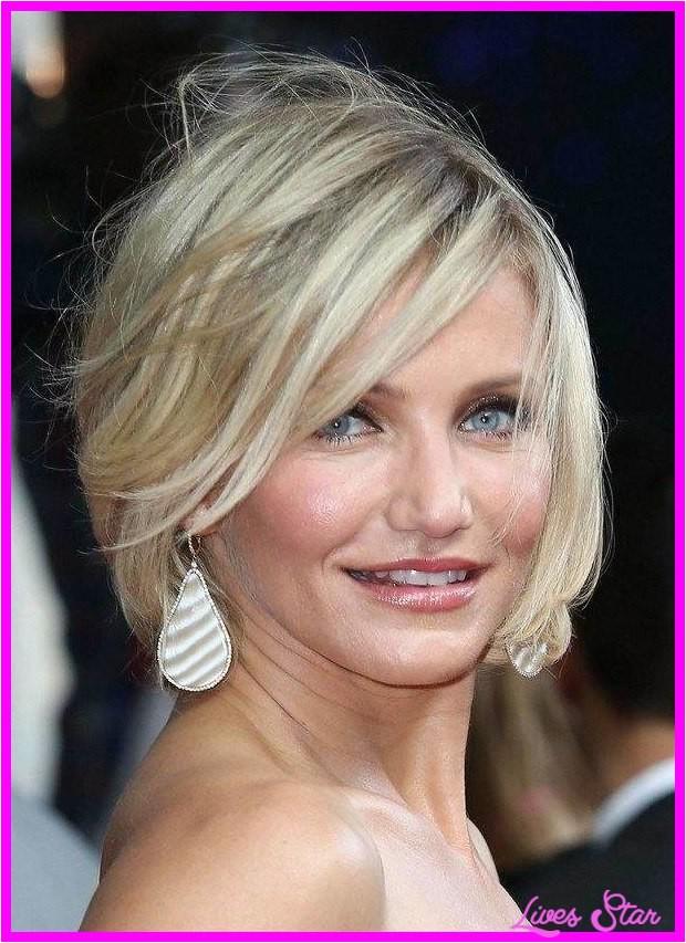 short haircuts thinning hair women