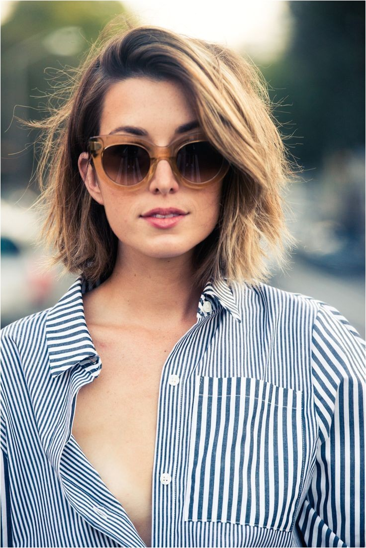 7 Short Hairstyles For Thick Hair Stylish Short Hairstyle with Thick Hair