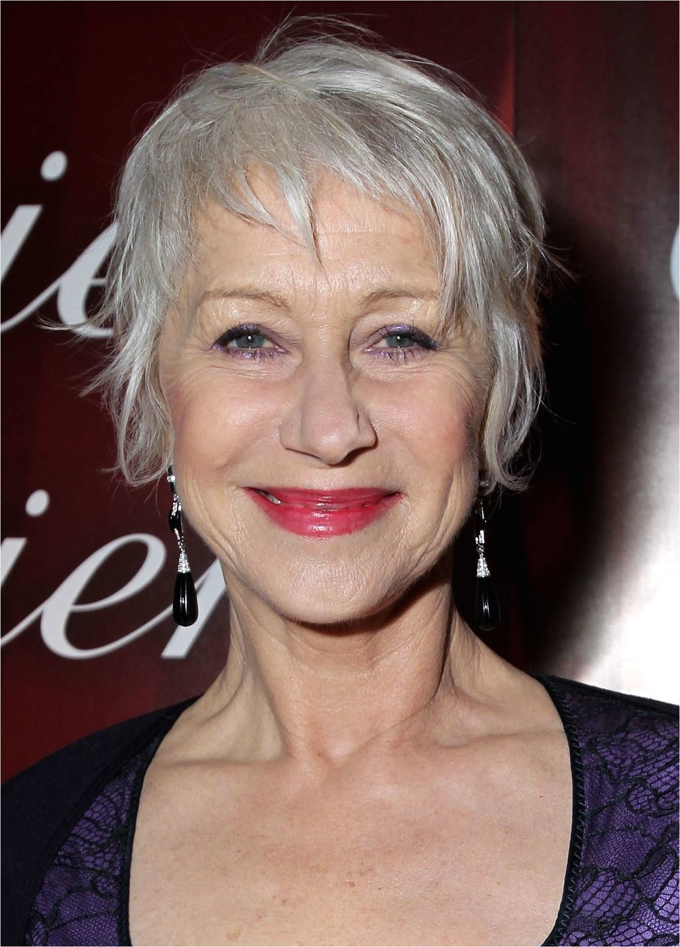 ideas for short haircuts for older women with fine hair