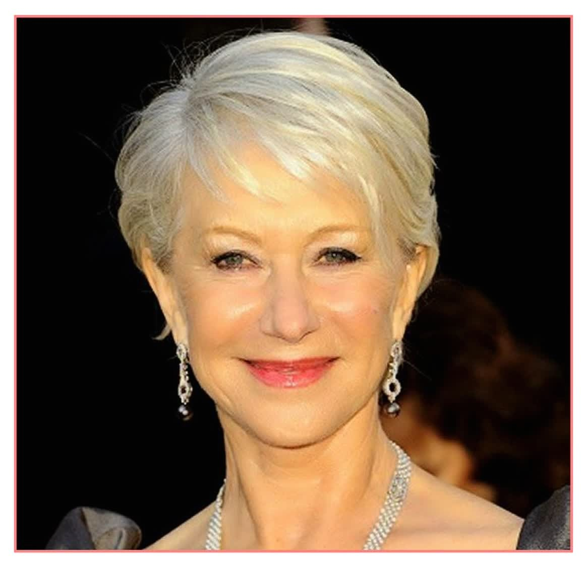 Short Hairstyles for Over 60 Years Old Hairstyles for Women Over 60 Years Old