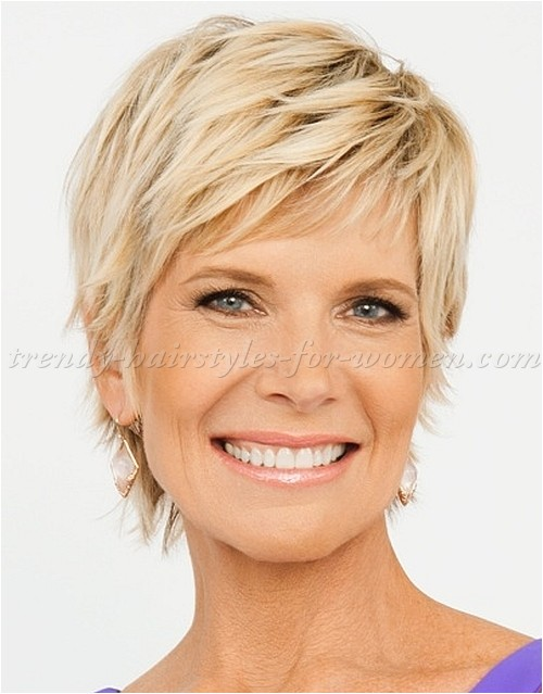 hairstyles over 65