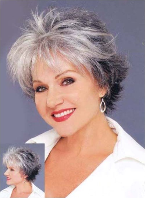 20 gorgeous hairstyles for gray hair