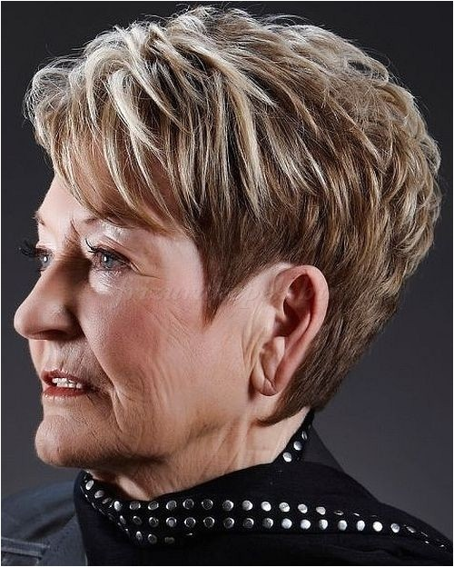 fine hair short hairdos for over 60 spiky with cowlicks