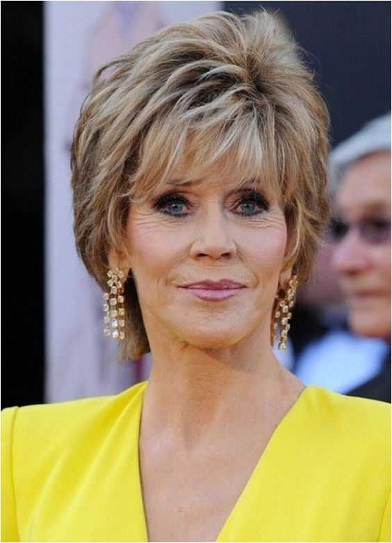 short hairstyles women 60