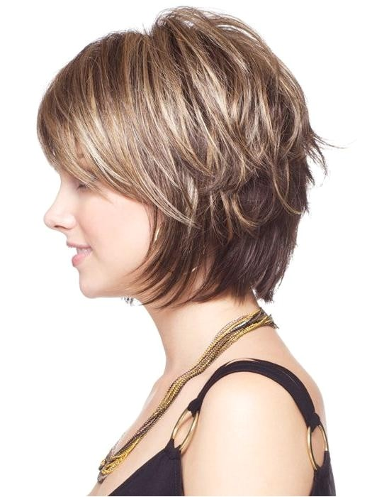 layered bob hairstyles for short hair