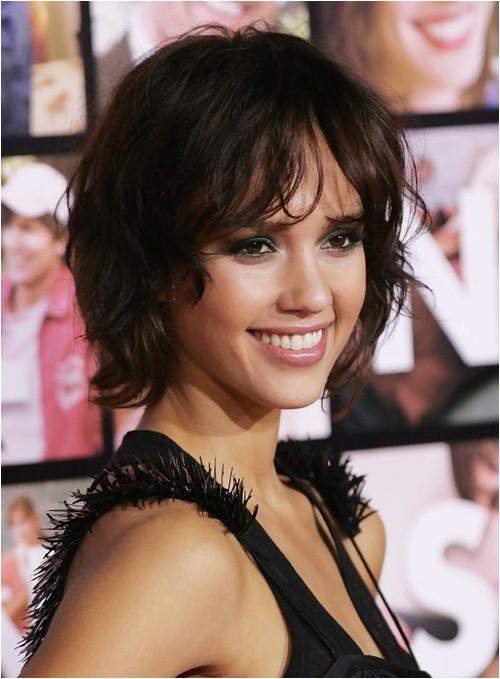 short wavy haircuts for women 2012 2013