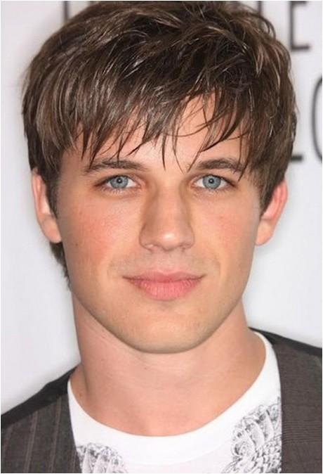 short layered haircuts for men