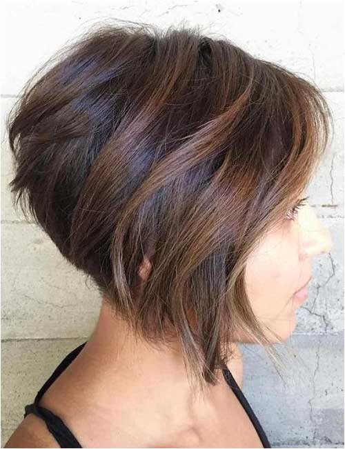 chic stacked bob haircuts that we love
