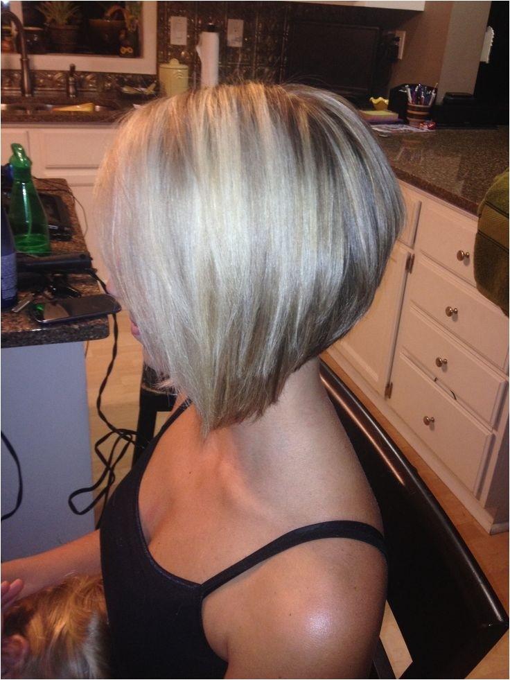 Short Stacked Angled Bob Haircut 16 Chic Stacked Bob Haircuts Short Hairstyle Ideas for